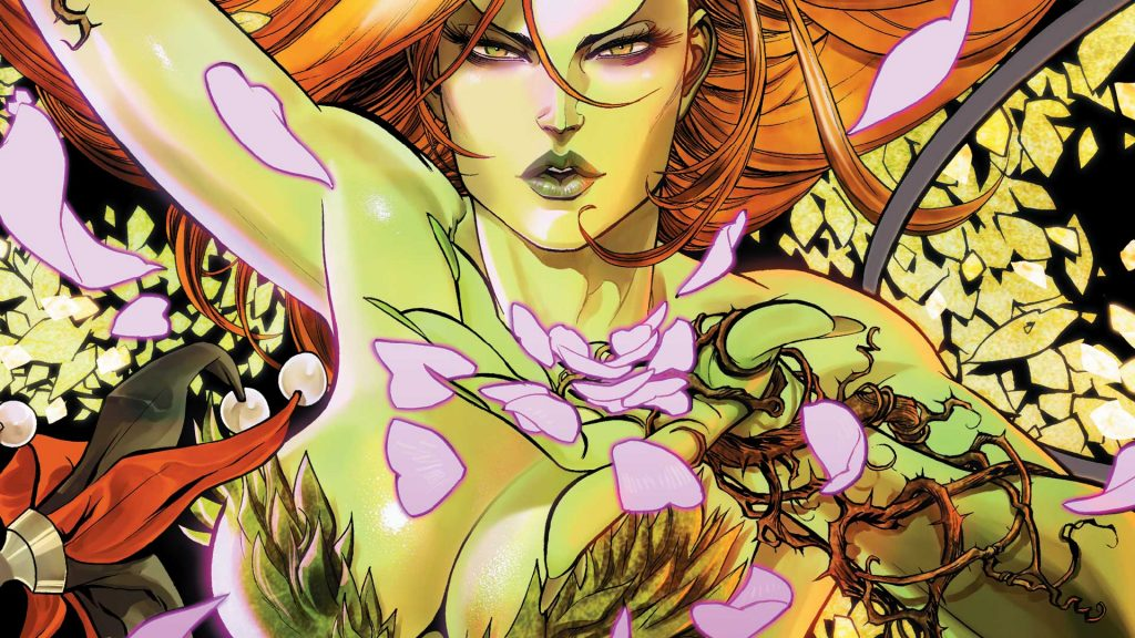 Poison Ivy Workout 3