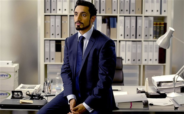 Riz Ahmed Workout 1