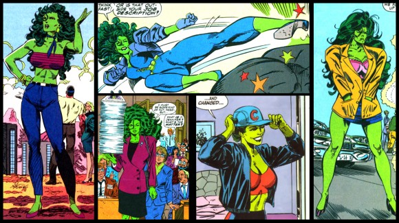 She-Hulk Workout 1