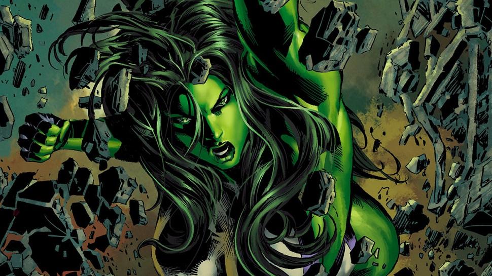 She-Hulk Workout 3