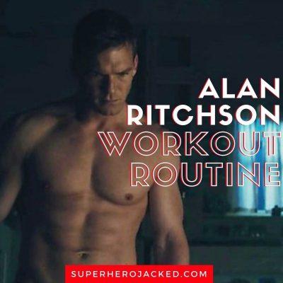 Alan Ritchson Workout