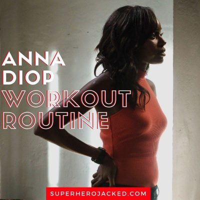 Anna Diop Workout