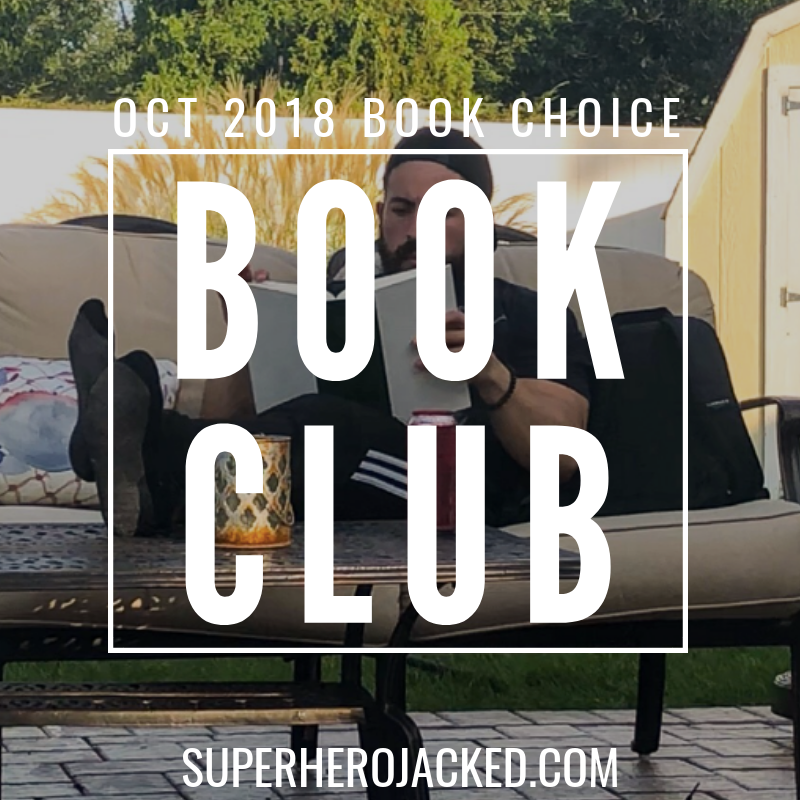 Book Club October 2018