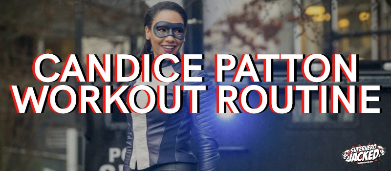Candice Patton Workout Routine
