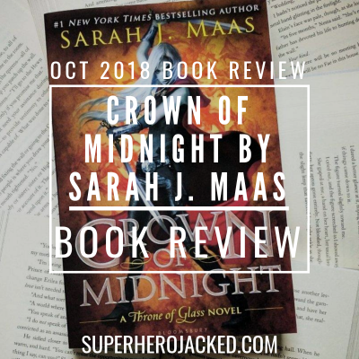 Crown of Midnight by Sarah J. Maas Book Review