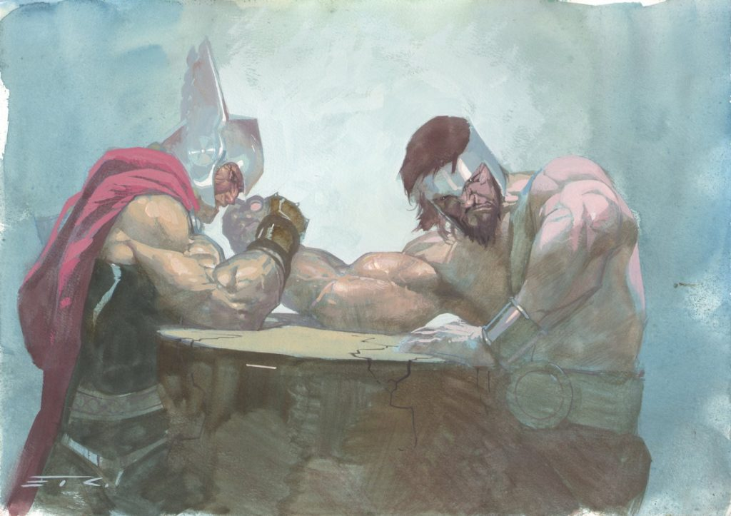 Hercules Workout 2