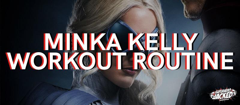 Minka Kelly Workout Routine