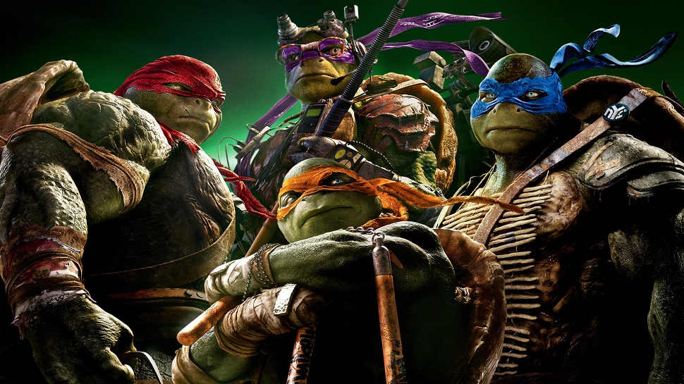 Teenage Mutant Ninja Turtles Workout 2