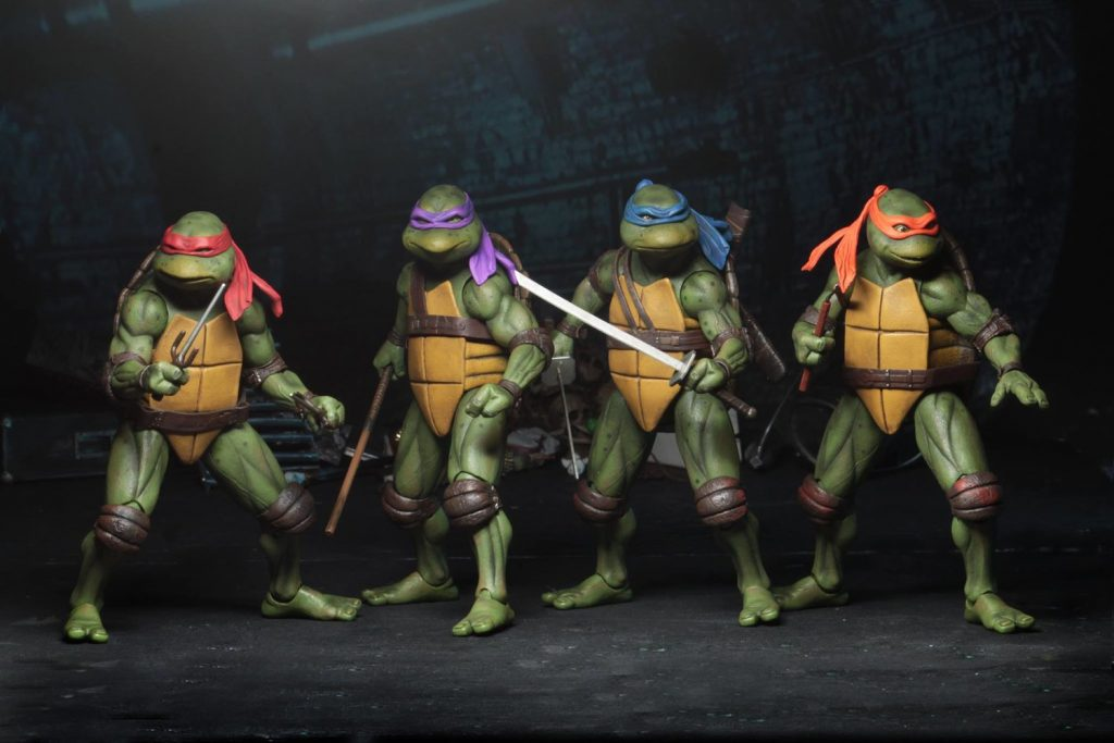 Teenage Mutant Ninja Turtles Workout 3