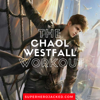 Chaol Westfall Workout Routine: Train like the Captain of the Royal Guard in Sarah J. Maas' Throne of Glass Series