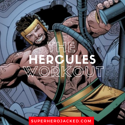 Hercules Workout Routine: Train like a Demigod and Son of Zeus