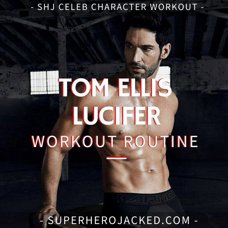 Tom Ellis Lucifer Workout