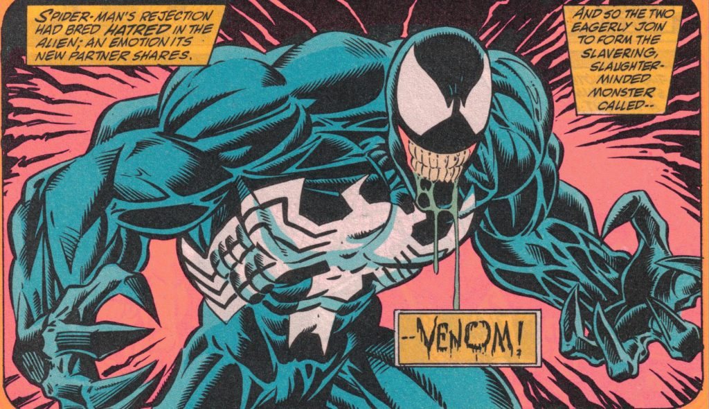 Venom Workout 2