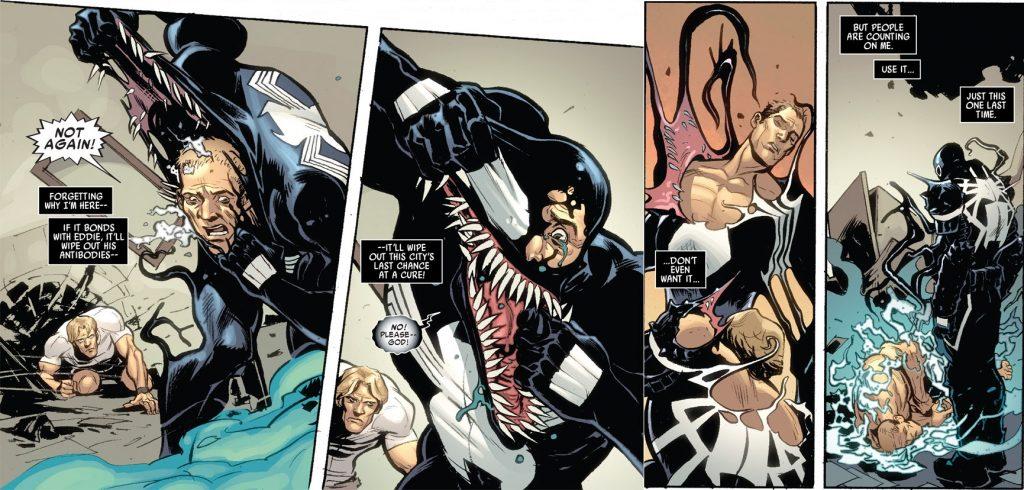Venom Workout 3