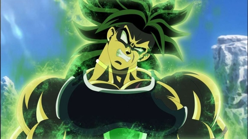 Broly Workout 1
