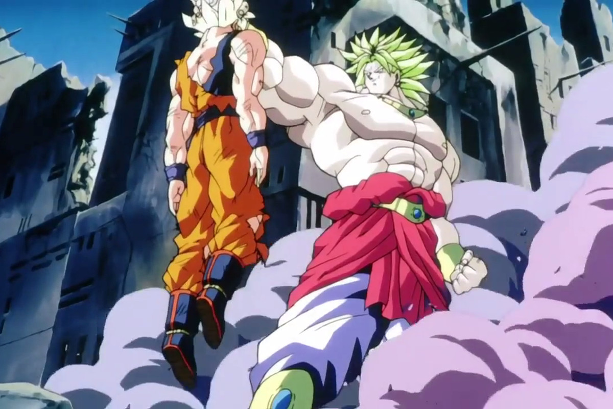 Broly Workout 3