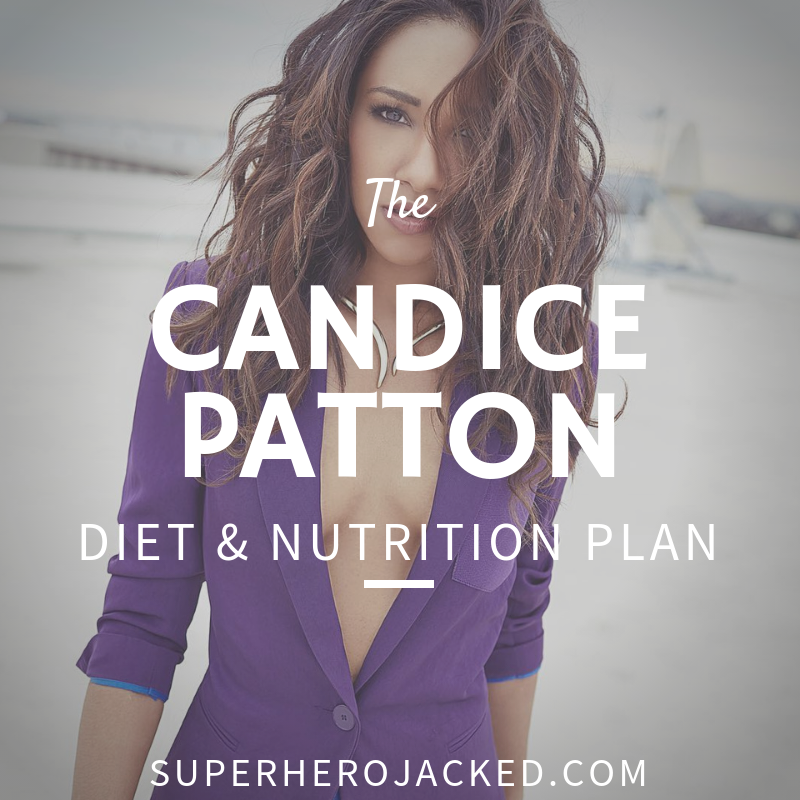 Candice Patton Diet and Nutrition