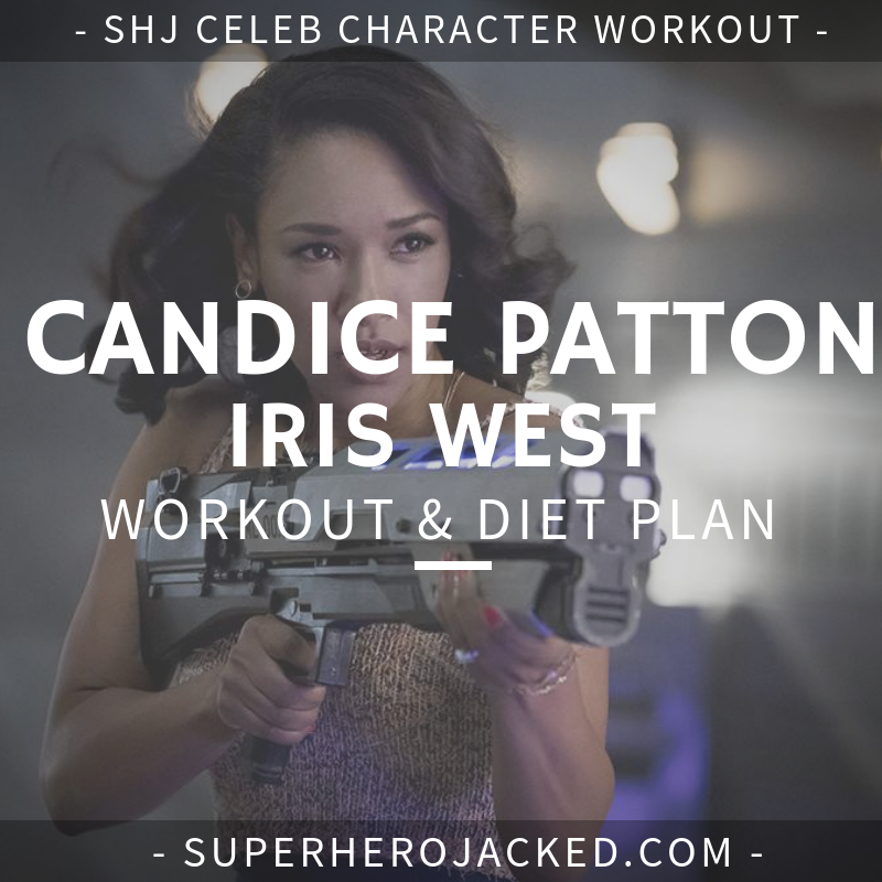Candice Patton Iris West Workout and Diet