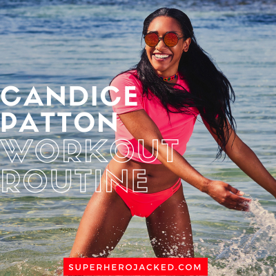 Candice Patton Workout Routine and Diet Plan: Train and Eat like Iris West from The CW's Flash!