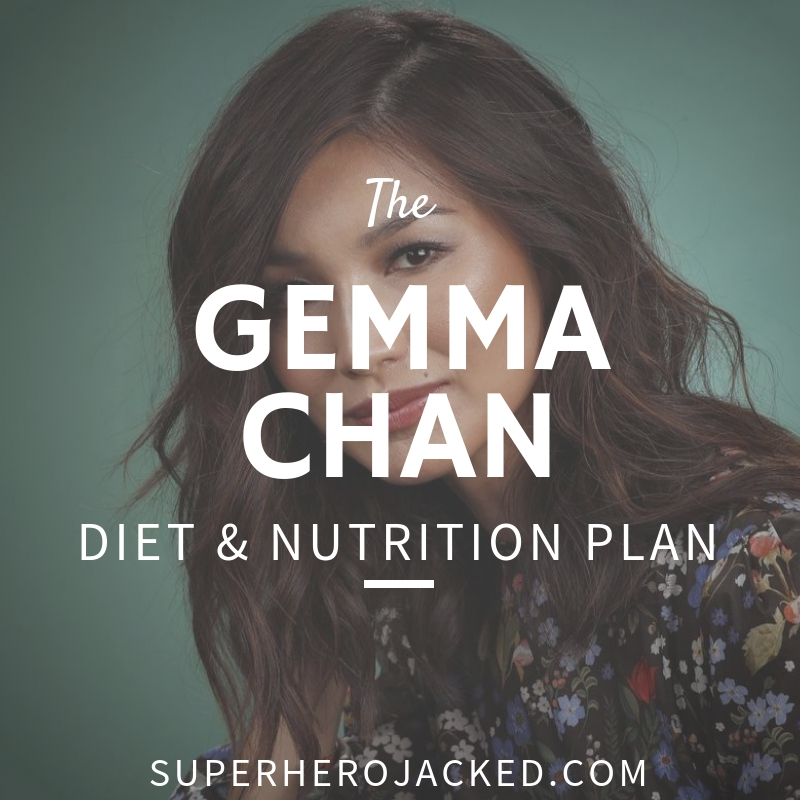 Gemma Chan Diet and Nutrition