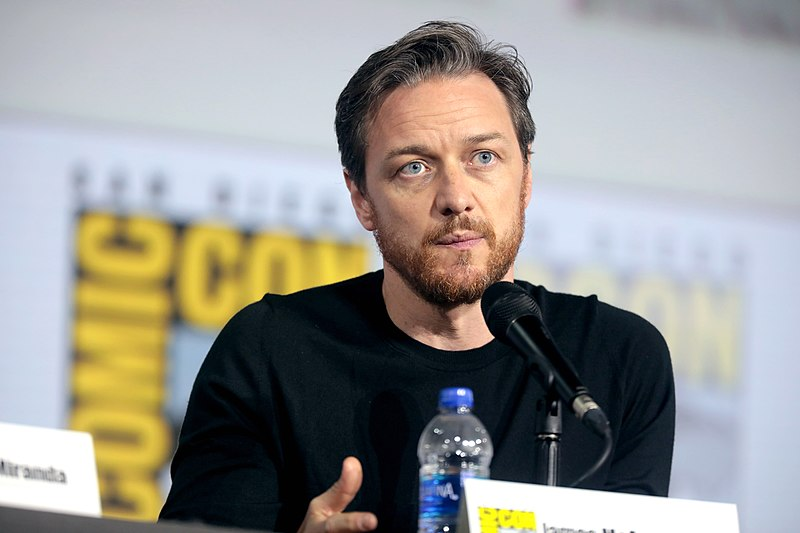James McAvoy Workout 2