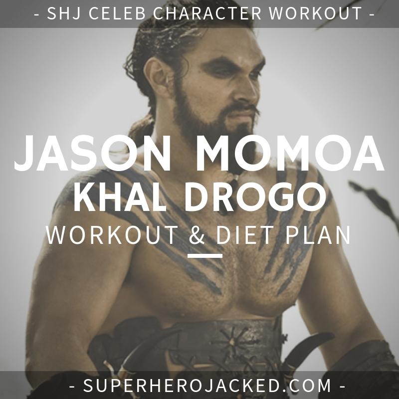 Jason Momoa Workout: The Jason Momoa Workout Routine