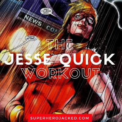 The Jesse Quick Workout