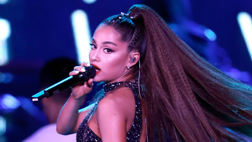 Ariana Grande Workout 2