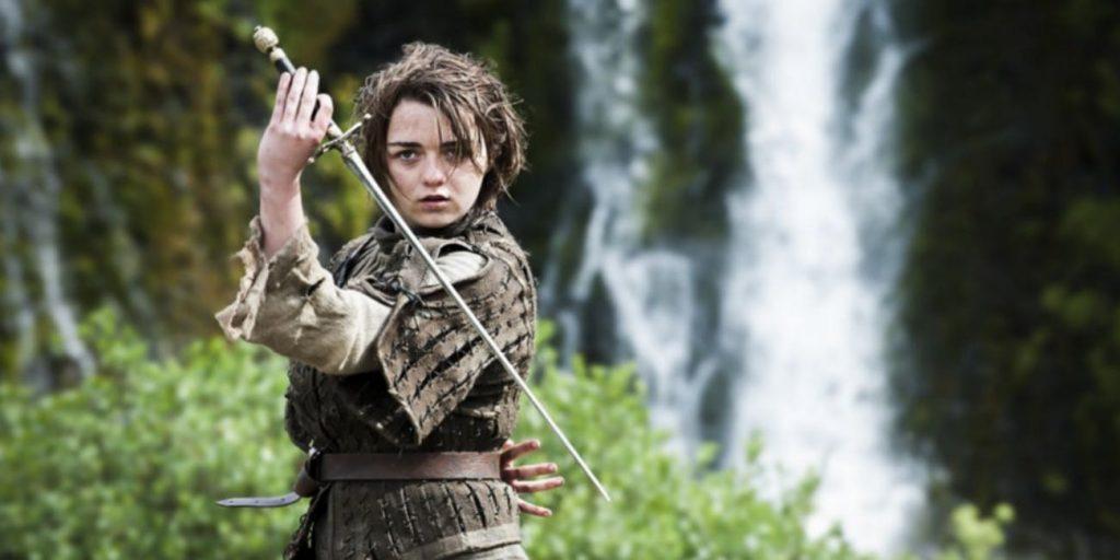 Arya Stark Workout 1