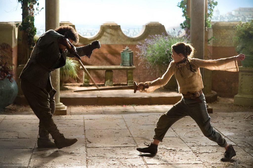 Arya Stark Workout 4