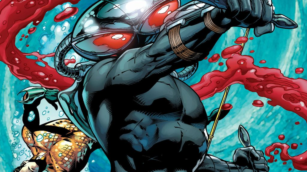 Black Manta Workout 2