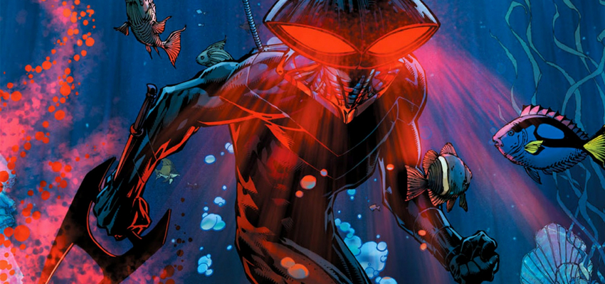 Black Manta Workout 3