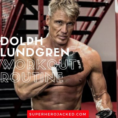 Dolph Lundgren Workout Routine