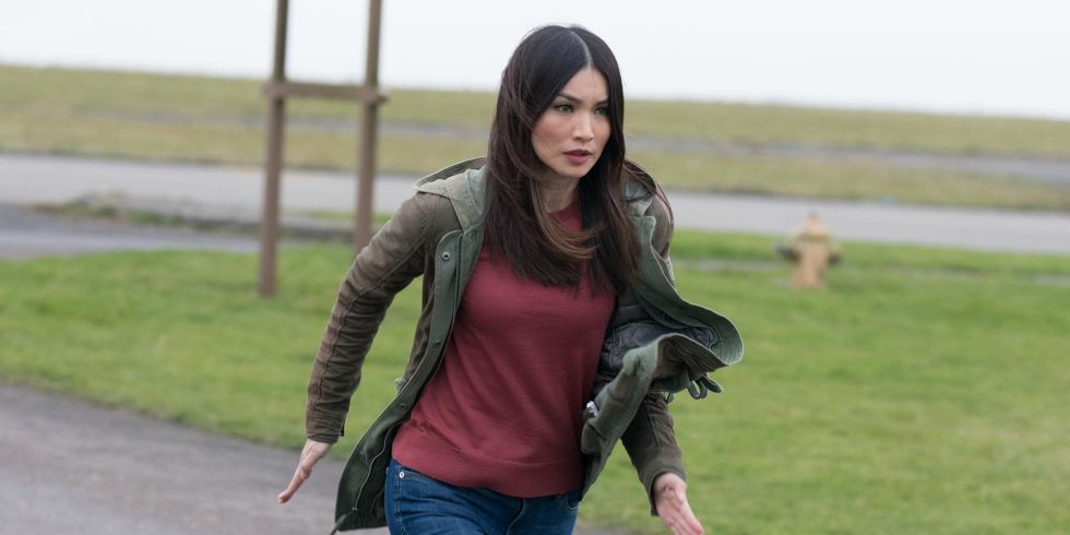 Gemma Chan Workout 3