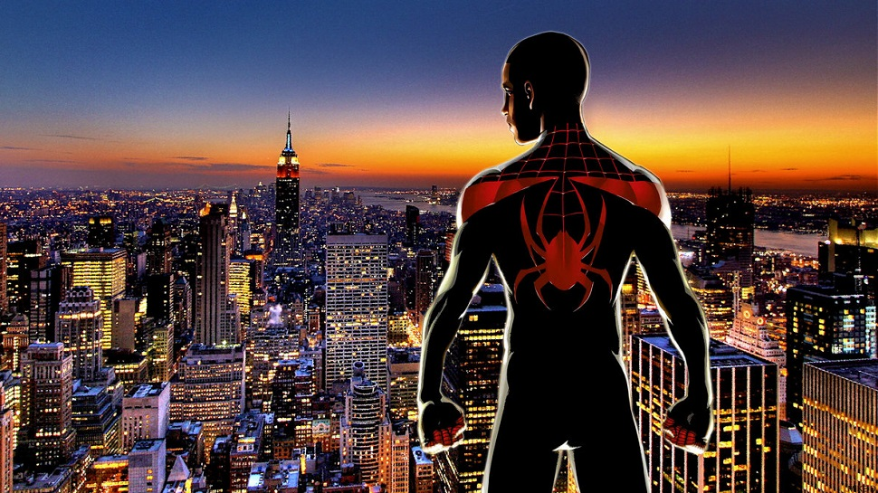 Miles Morales Workout 3