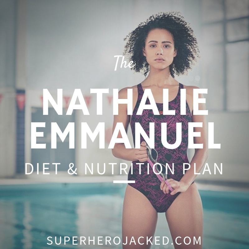 Nathalie Emmanuel Diet and Nutrition