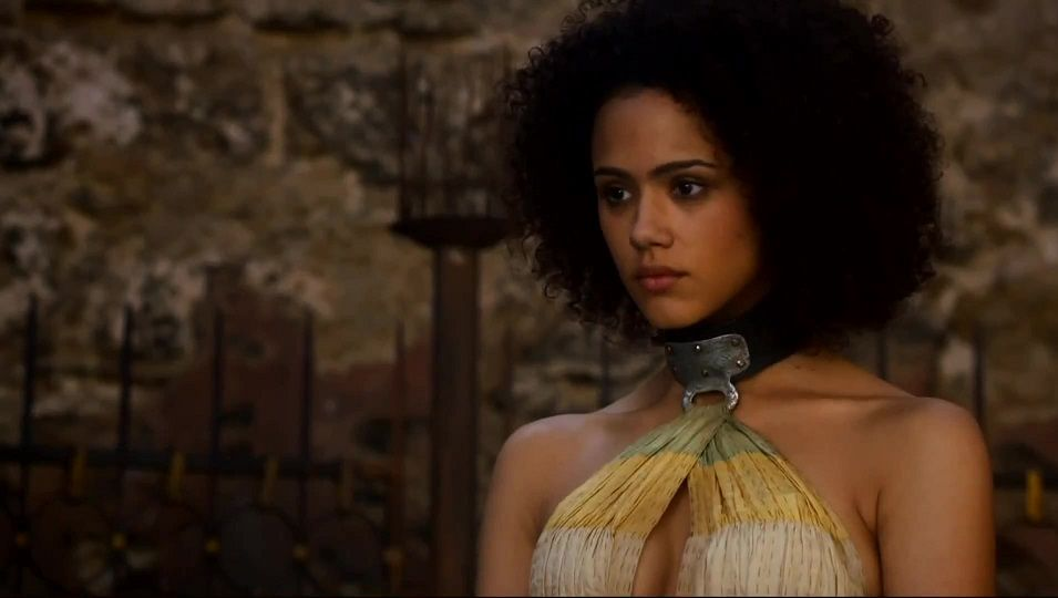 Nathalie Emmanuel Workout 2