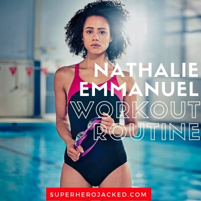 Nathalie Emmanuel Workout Routine