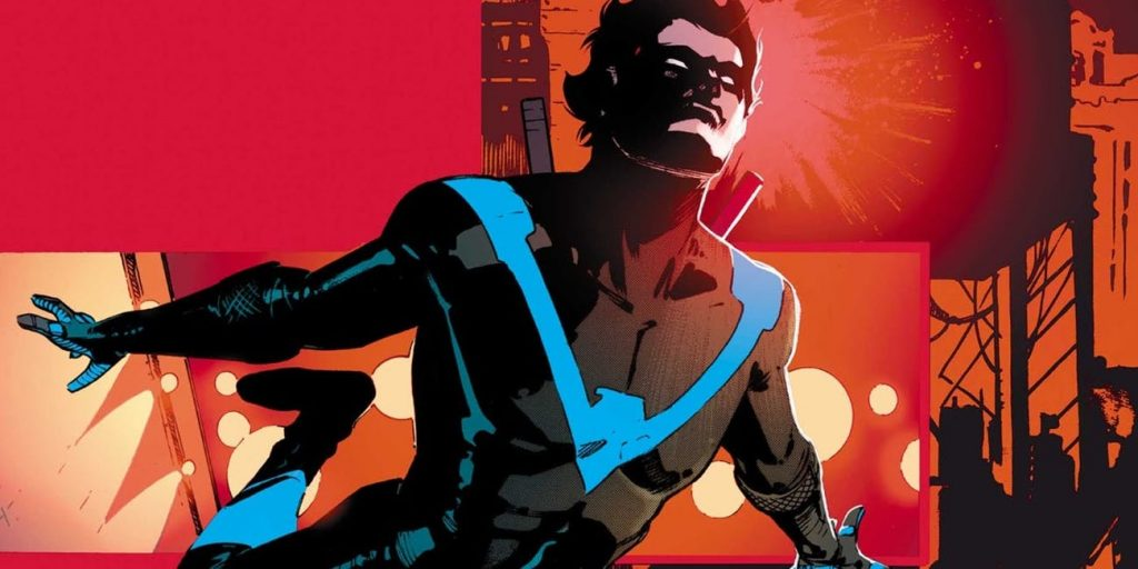 Nightwing Workout 1