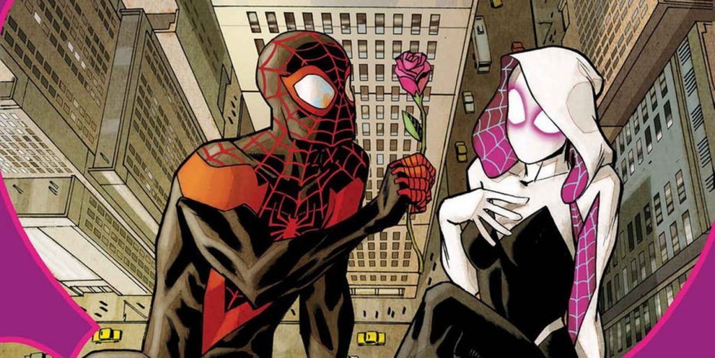 Spider-Gwen Workout 2
