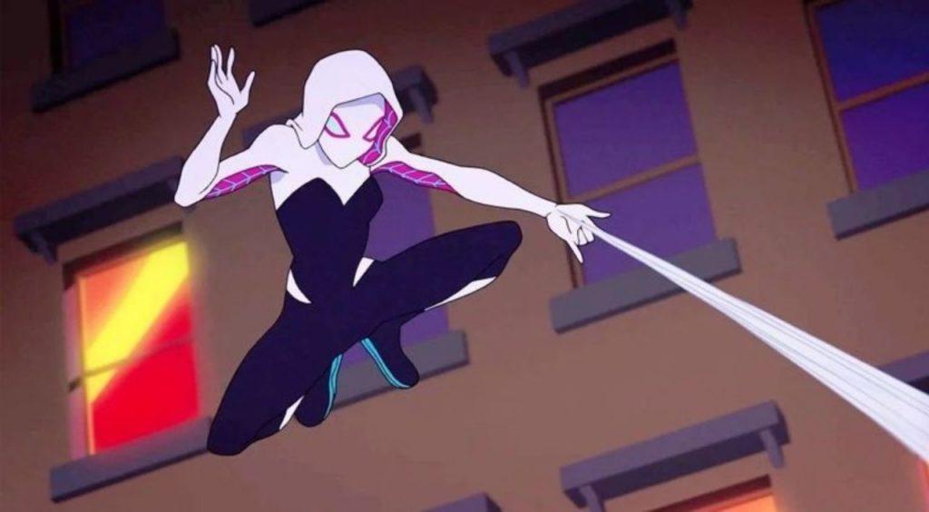 Spider-Gwen Workout 3