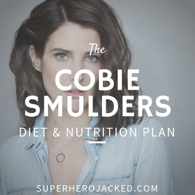 Cobie Smulders Diet and Nutrition