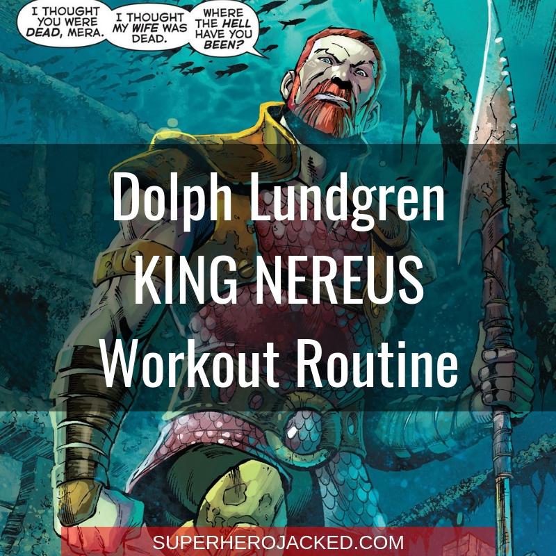 Dolph Lundgren's Fitness Exercise Program and Diet Plan