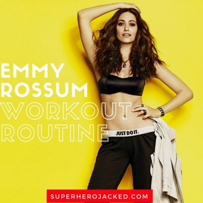 Emmy Rossum Workout Routine