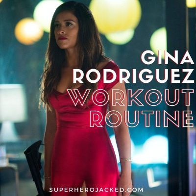 Gina Rodriguez Workout