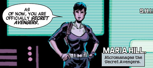 Maria Hill Workout 1