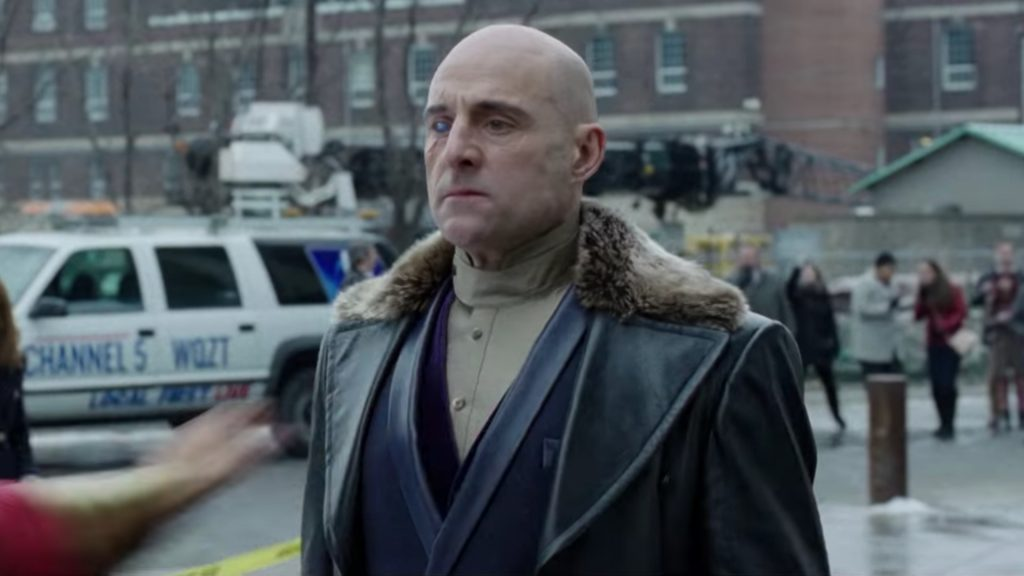 Mark Strong Workout 2