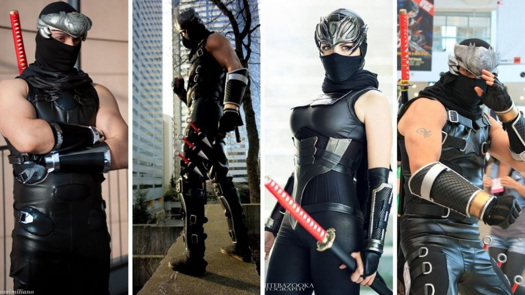 Ryu Hayabusa Cosplay Guide & Workout