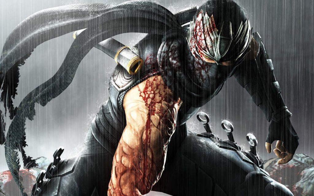 Ryu Hayabusa Workout 2