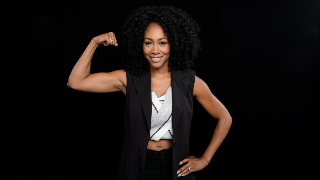 Simone Missick Workout